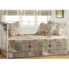 <strong>Greenland Home Fashions</strong> Esprit Spice 5 Piece Daybed Set