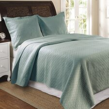 <strong>Greenland Home Fashions</strong> Vashon Quilt Set