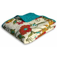 <strong>Greenland Home Fashions</strong> Clearwater Throw