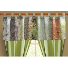 "Blooming Prairie 84"" Curtain Valance"