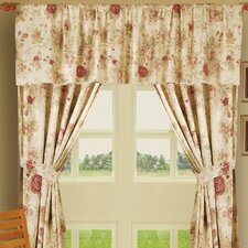 Antique Cotton Rod Pocket Window Treatment Collection