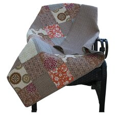 <strong>Greenland Home Fashions</strong> Stella Cotton Throw