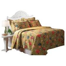 <strong>Greenland Home Fashions</strong> Mendocino Mini Quilt Collection