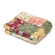 <strong>Greenland Home Fashions</strong> Antique Chic Cotton Throw