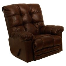 Cloud Ten Leather Chaise Recliner