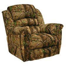 High Roller Realtree Cotton Chaise Recliner