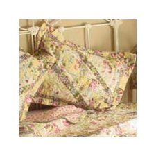April Garden Pillow Sham