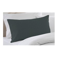 <strong>Patch Magic</strong> Dark Green and Blue Checks Pillow Sham