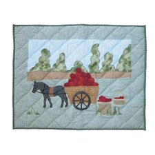 Apple Cart Pillow Sham