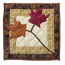 <strong>Patch Magic</strong> Autumn Leaves Toss Pillow