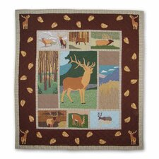 Brown Elk Quilt