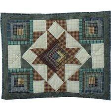 <strong>Patch Magic</strong> Cottage Star Standard Pillow Sham