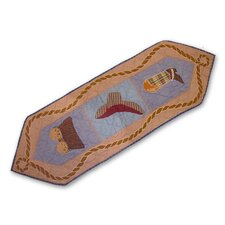 Cowboy Table Runner