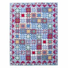 Denim Burst Quilt