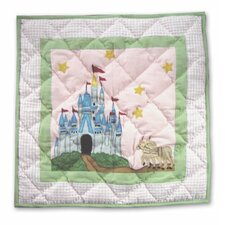 Fairy Tale Princess Toss Pillow