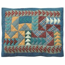 <strong>Patch Magic</strong> Fall Windmills Standard Pillow Sham