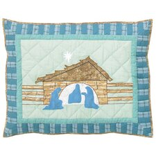 Nativity Pillow Sham