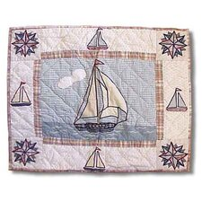 <strong>Patch Magic</strong> Nautical Standard Pillow Sham