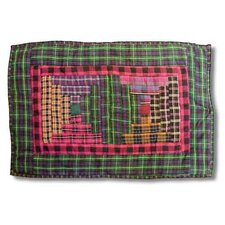 Tartan Log Cabin Placemat (Set of 4)