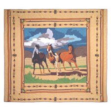 <strong>Patch Magic</strong> Wild Horses Quilt