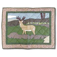 Wilderness Deer Pillow Sham