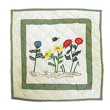 <strong>Patch Magic</strong> Wildflower Toss Pillow