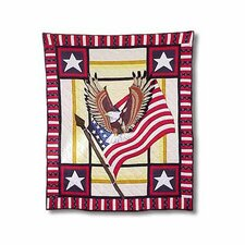 <strong>Patch Magic</strong> Great American Throw Quilt