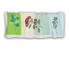 """Herb Garden 54"""" Curtain Valance"""