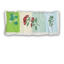 <strong>Patch Magic</strong> Herb Garden Cotton Curtain Valance
