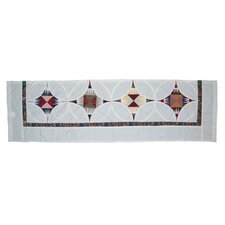 "Hidden Circle 54"" Curtain Valance"