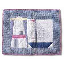 Light and Sails Pillow Sham