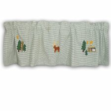 "Moose 54"" Curtain Valance"