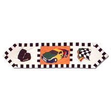 Racecar Table Runner