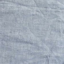 Blue Light - Denim Cotton Curtain Panel (Set of 2)