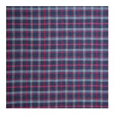 Plaid Lines Toss Pillow