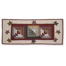 <strong>Patch Magic</strong> Woodland Star And Geese Table Runner