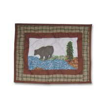 Natures Splendor Cotton Crib Toss Pillow
