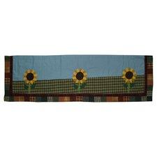 """Sun Burst 54"""" Curtain Valance"""