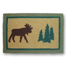 Cedar Trail Novelty Rug