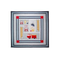 <strong>Patch Magic</strong> Fire Truck Quilt