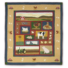 <strong>Patch Magic</strong> Barnyard Quilt