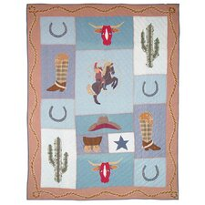 <strong>Patch Magic</strong> Cowgirl Quilt