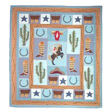 <strong>Patch Magic</strong> Cowboy Quilt
