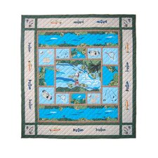 <strong>Patch Magic</strong> Fly Fishing Quilt