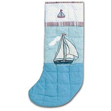 <strong>Patch Magic</strong> Nautical Stocking
