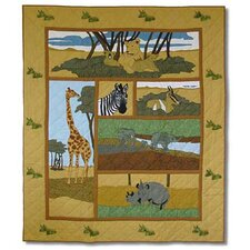 Safari Cotton Throw
