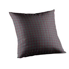<strong>Patch Magic</strong> Plaid Fabric Toss Pillow