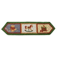 <strong>Patch Magic</strong> Treasures in the Attic Table Runner