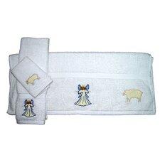 Nativity 3 Piece Towel Set