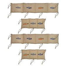 Fly Fishing 4 Piece Bumper Cover Set